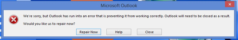 We're Sorry But Word Has Run Into An Error